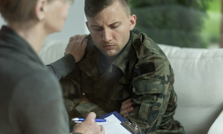 Photo of Fears of PTSD affecting military recruitment.