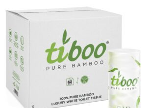Photo of Tiboo launches bamboo-based paper products website