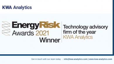 Photo of KWA Analytics Win Technology Advisory Firm of the Year 2021