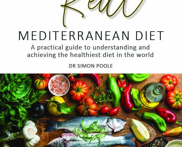 Photo of Brand New Book reveals the Secrets of The Real Mediterranean Diet – the most powerful diet in the world