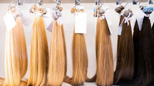Photo of Natural or synthetic hair extensions, which one is more suitable?